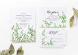 Botanical Branches 3 Piece Wedding Package