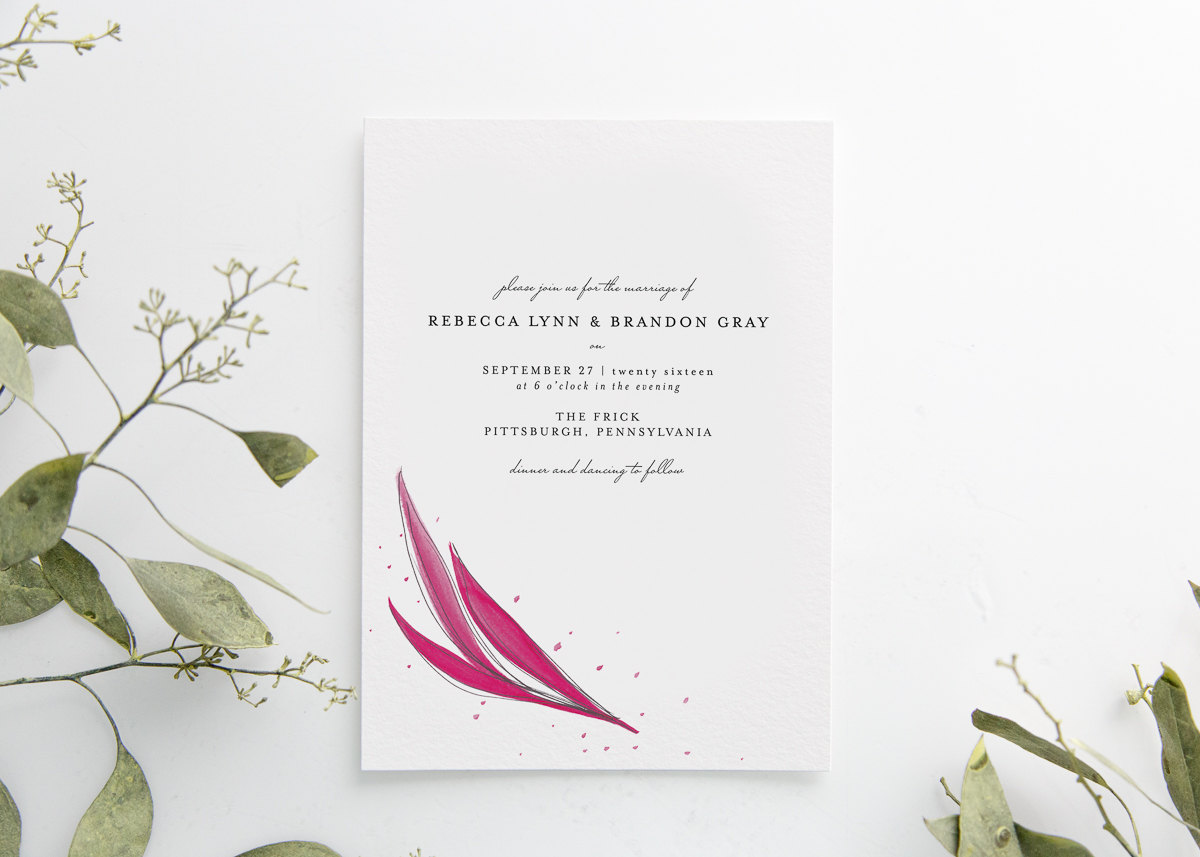 Elegant Wedding Invitation Templates: Elegant Wedding Invitations