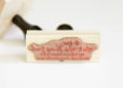 Personalized Stamp