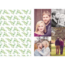 Printed Save the Date cards