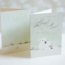 Religious Christmas Card Set