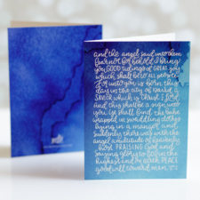 Scripture Christmas Card Set