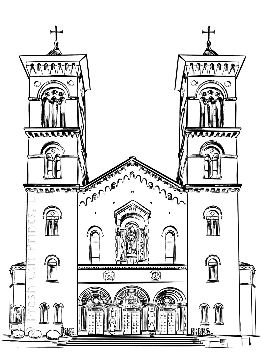 our lady of the angels parish