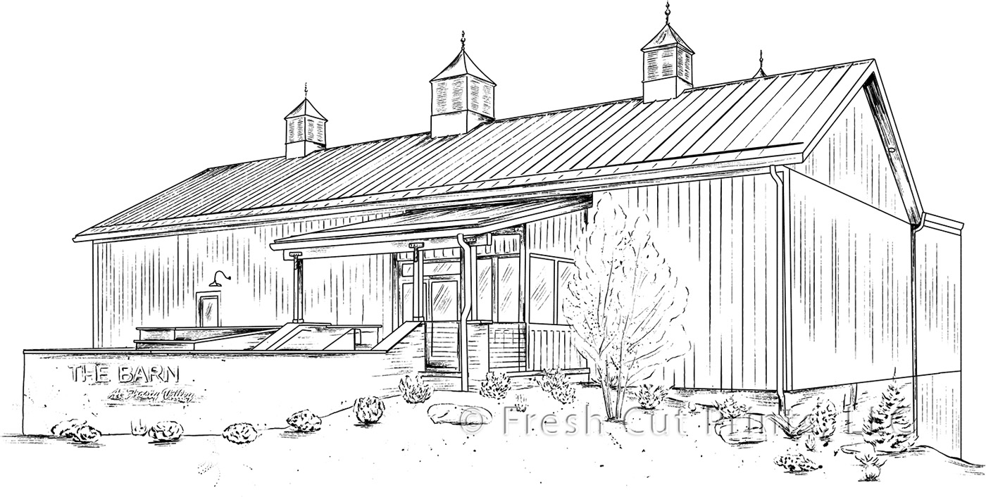 The Barn at Frosty Valley